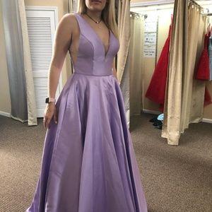 Sherry Hill Prom Dress